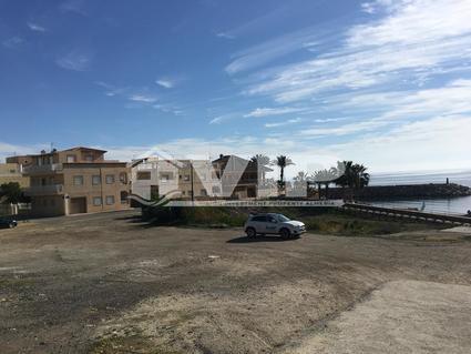 Cala Verde - Cove - Harbour Puerto de la Esperanza, Villaricos, Almería