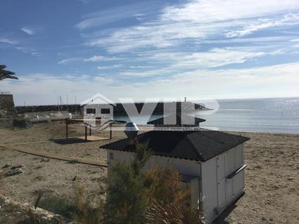 Playazo Villaricos - Playa de Luis Siret - harbours of Villaricos, Harbour Puerto de la Balsoca, Villaricos, Almería