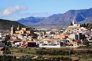 Cantoria, Almería