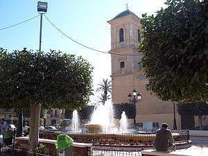 Huércal-Overa, Almería