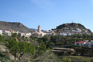 Oria, Almería