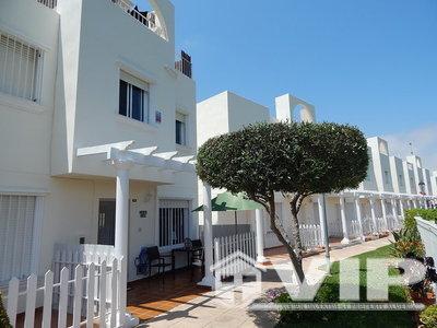 VIP7196: Stadthaus zu Verkaufen in Vera Playa, Almería