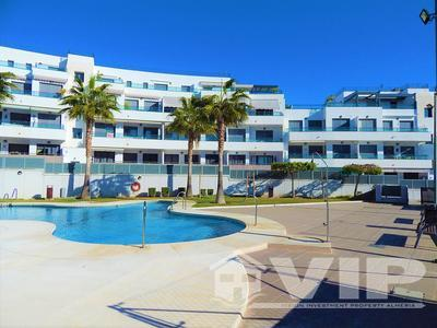3 Bedrooms Bedroom Apartment in Garrucha