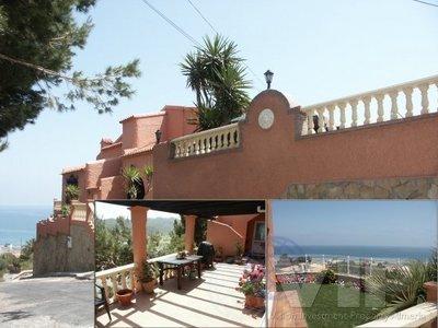 VIP1288: Villa for Sale in Mojacar Playa, Almería
