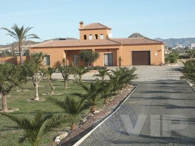 3 Bedrooms Bedroom Villa in Vera