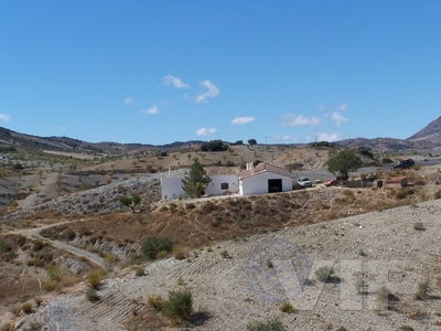 VIP1368: Cortijo for Sale in Velez-Rubio, Almería