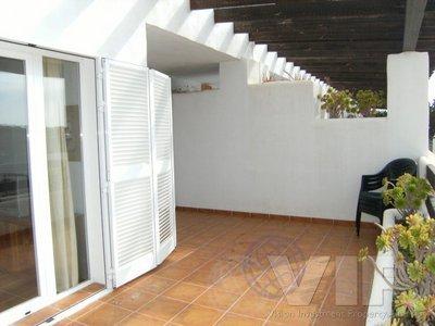1 Slaapkamer Slaapkamer Appartement in Mojacar Playa