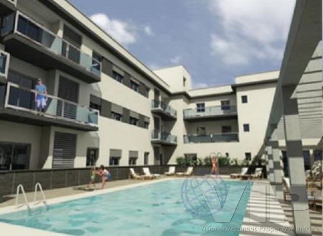 Vip1555 apartamento en venta en vera almer a for Apartamentos en vera almeria