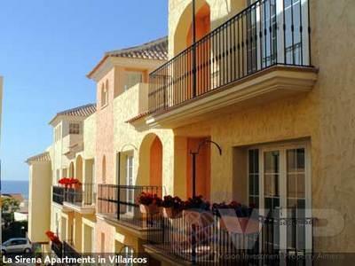 2 Schlafzimmer Schlafzimmer Wohnung in Villaricos