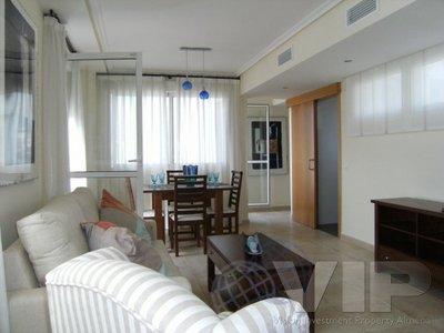 2 Schlafzimmer Schlafzimmer Wohnung in Vera Playa