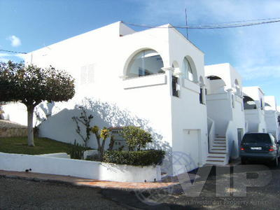 VIP1673: Townhouse for Sale in Mojacar Playa, Almería