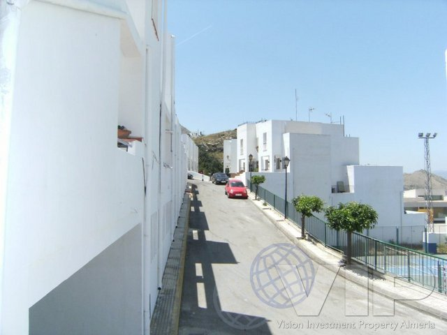 VIP1706: Townhouse for Sale in Mojacar Pueblo, Almería