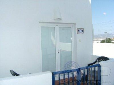 VIP1712: Apartment for Sale in Mojacar Pueblo, Almería