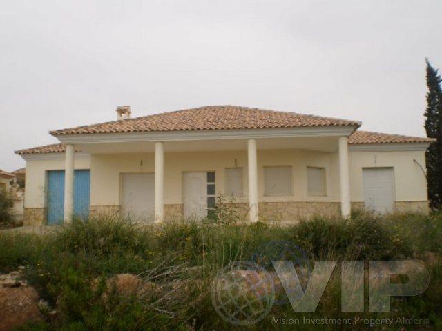 vip1726 villa zu verkaufen in arboleas almer a. Black Bedroom Furniture Sets. Home Design Ideas