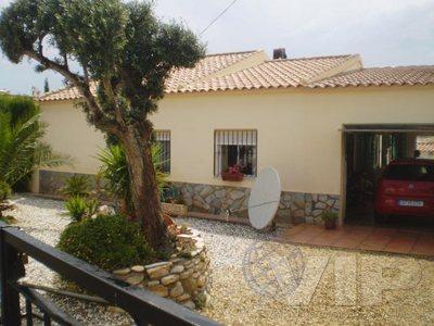 VIP1735: Villa for Sale in Arboleas, Almería