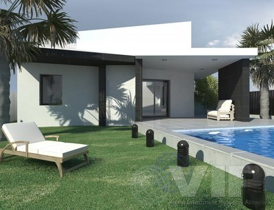 VIP1752: Villa for Sale in Mojacar Playa, Almería