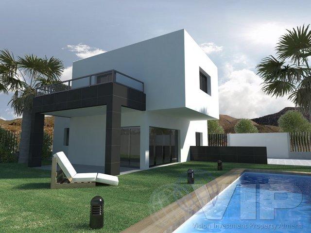 VIP1754: Villa for Sale in Mojacar Playa, Almería