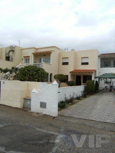 4 Habitaciones Dormitorio Adosado en Mojacar Playa