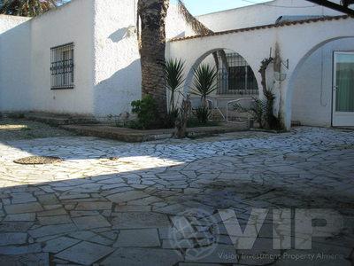 4 Chambres Chambre Villa en Mojacar Pueblo