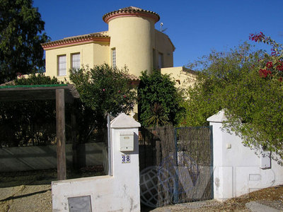 3 Slaapkamers Slaapkamer Villa in Villaricos