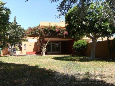 3 Habitaciones Dormitorio Villa en Mojacar Playa