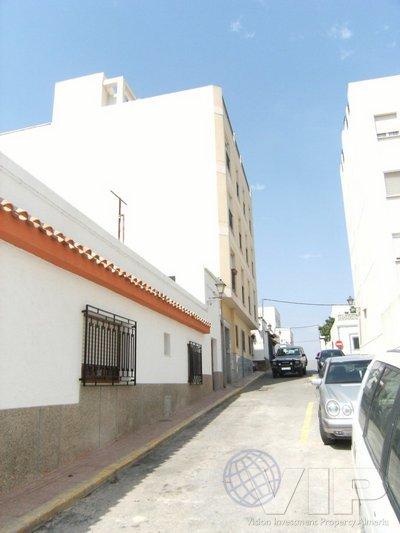 2 Habitaciones Dormitorio Apartamento en Garrucha