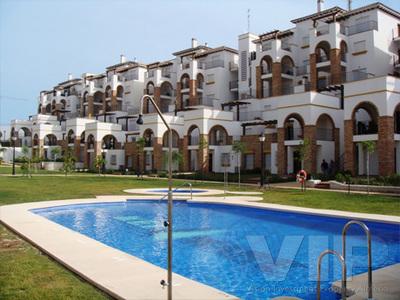 2 Slaapkamers Slaapkamer Appartement in Vera Playa