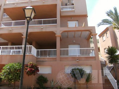 VIP1836: Apartment for Sale in Mojacar Playa, Almería