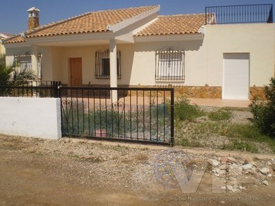 VIP1844: Villa for Sale in Huercal-Overa, Almería