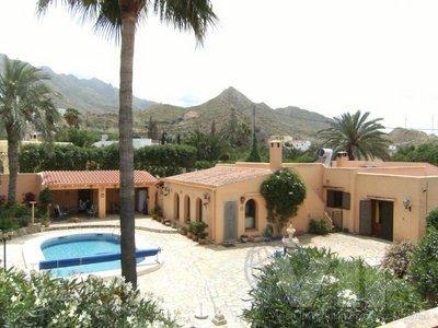 4 Schlafzimmer Schlafzimmer Villa in Mojacar Pueblo