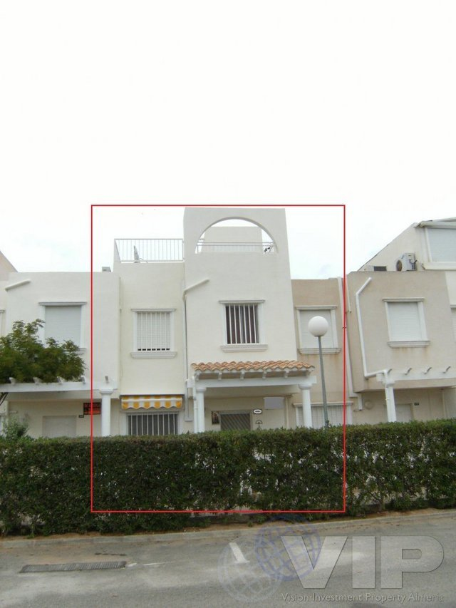 VIP1850: Townhouse for Sale in Vera Playa, Almería