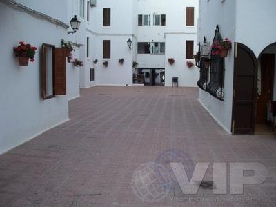 2 Bedrooms Bedroom Apartment in Mojacar Pueblo