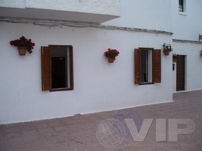 VIP1866: Apartment for Sale in Mojacar Pueblo, Almería