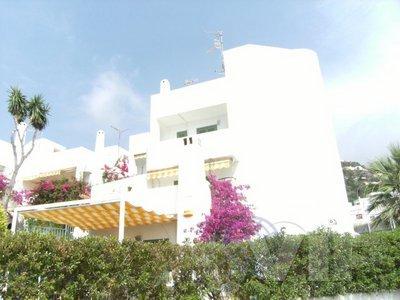 2 Schlafzimmer Schlafzimmer Stadthaus in Mojacar Playa