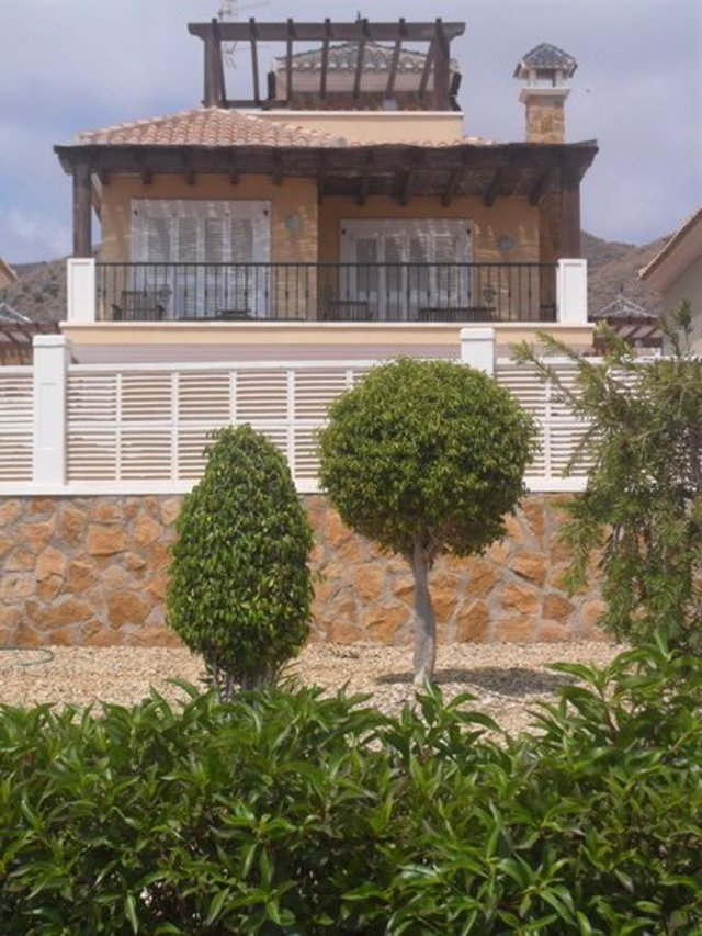 VIP1879: Villa for Sale in El Calon, Almería