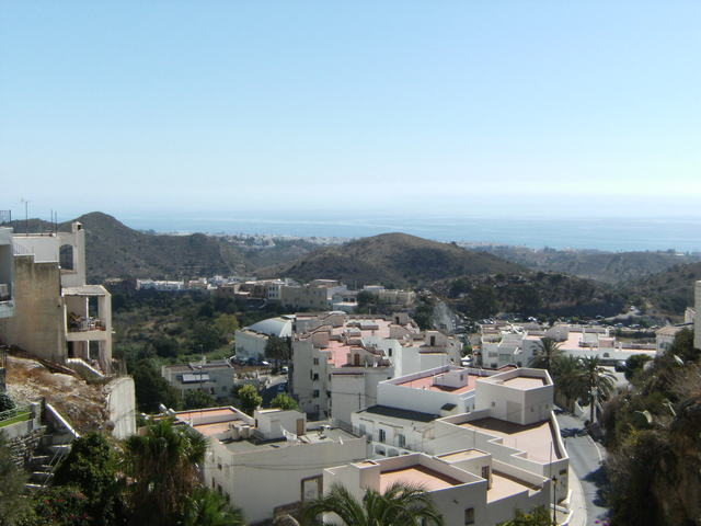 Property For Sale In Mojacar With Sea View