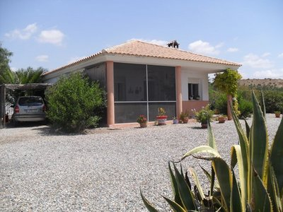 3 Habitaciones Dormitorio Villa en Albox