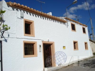 VIP1915: Villa for Sale in Partaloa, Almería