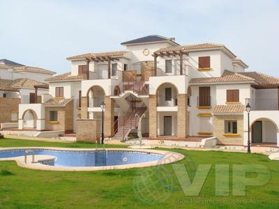 2 Habitaciones Dormitorio Apartamento en Vera Playa