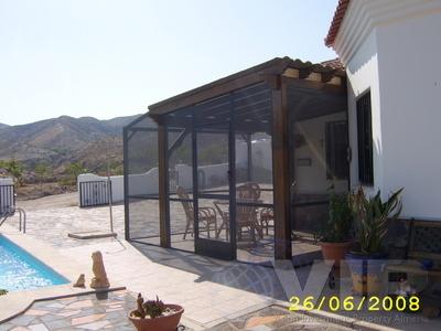 3 Schlafzimmer Schlafzimmer Villa in Arboleas
