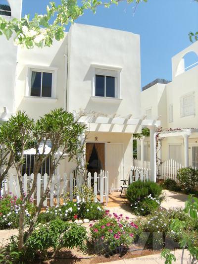 2 Chambres Chambre Maison de Ville en Vera Playa