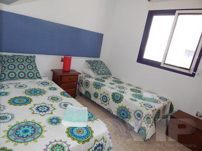 VIP2038: Apartment for Short Term Rent in Mojacar Playa, Almería