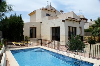 3 Habitaciones Dormitorio Villa en Vera