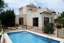 Villa en Vera
