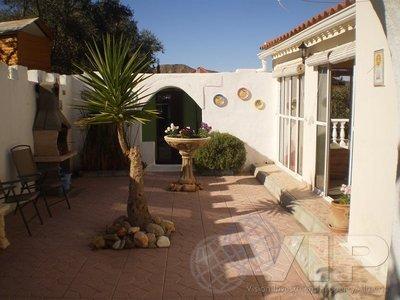 2 Bedrooms Bedroom Villa in Arboleas