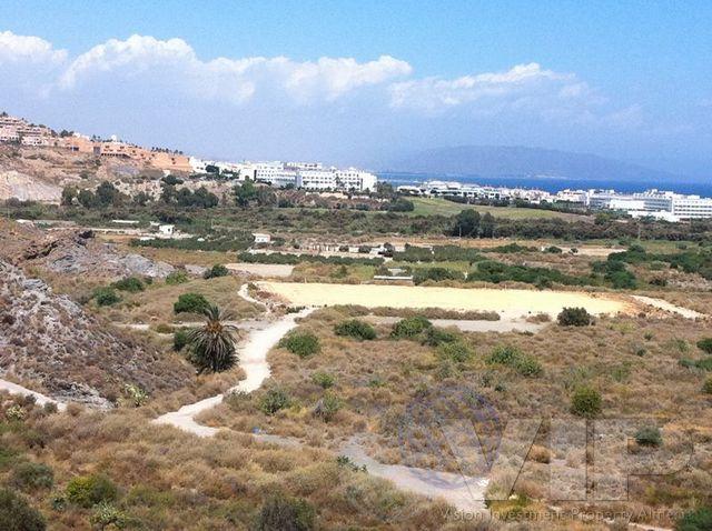 VIP2060: Land for Sale in Mojacar Playa, Almería