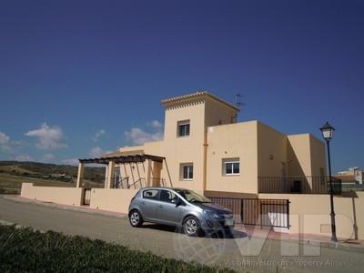 4 Bedrooms Bedroom Villa in Los Gallardos