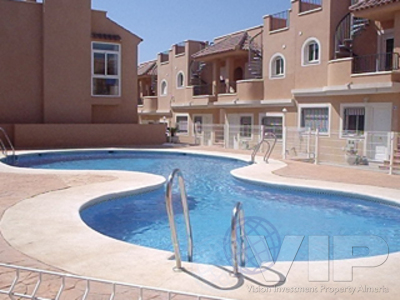 2 Bedrooms Bedroom Apartment in Palomares