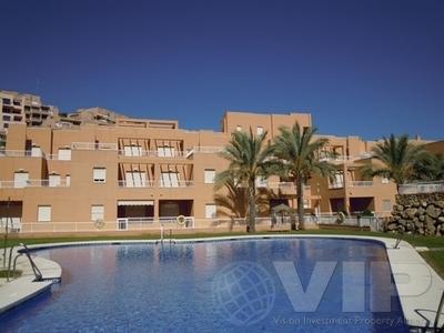 3 Habitaciones Dormitorio Apartamento en Mojacar Playa