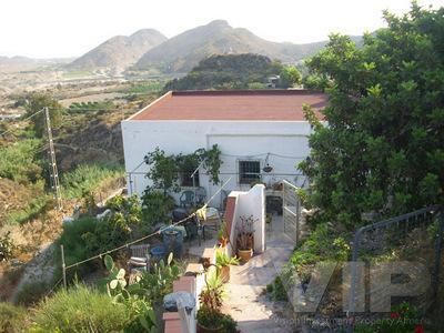 2 Bedrooms Bedroom Cortijo in Mojacar Pueblo